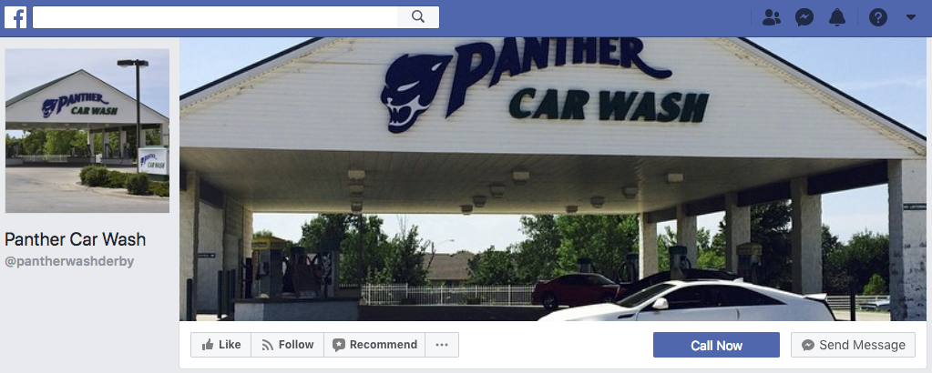 PantherWash-Facebook
